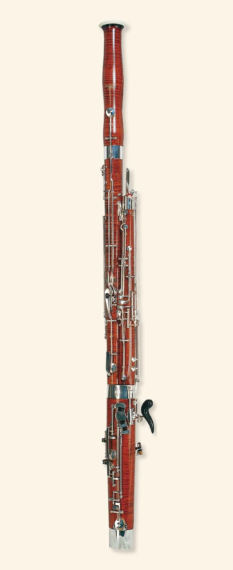 Fogott 222 - Instrumente