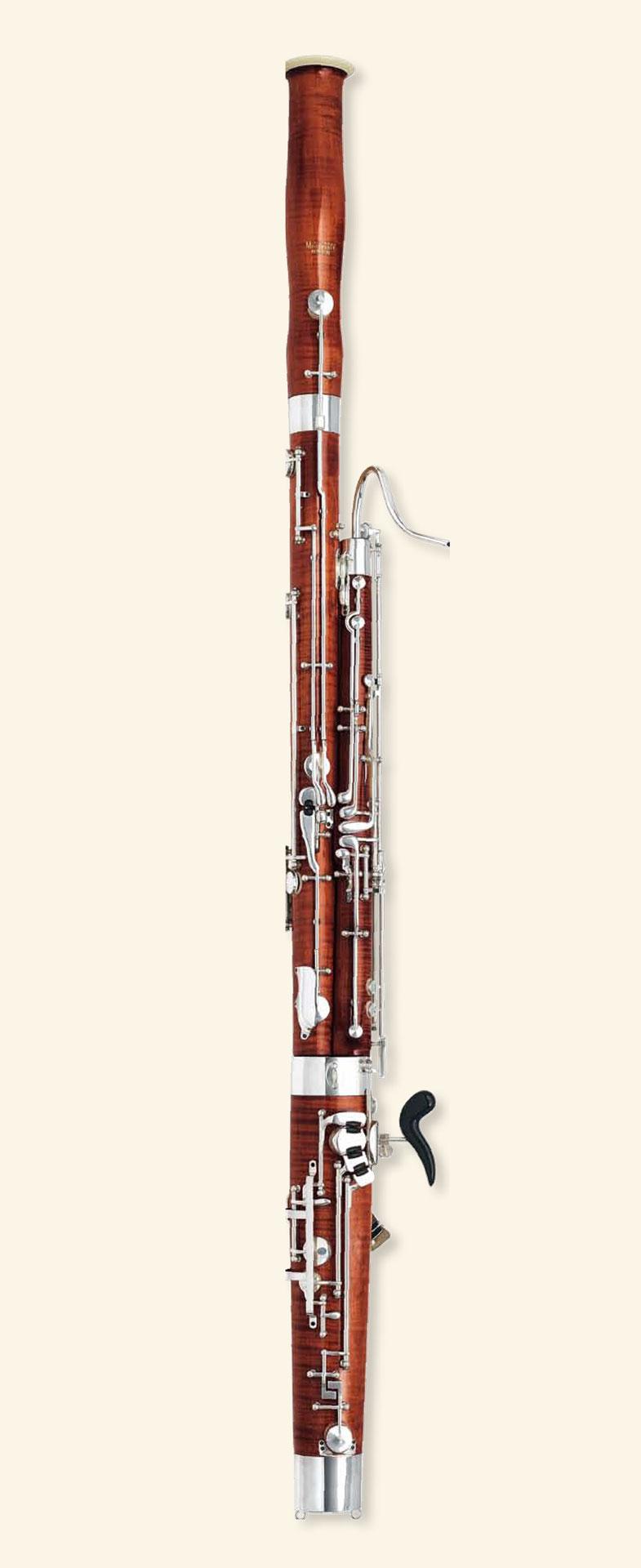 Fogott 222 Pro E - Instrumente