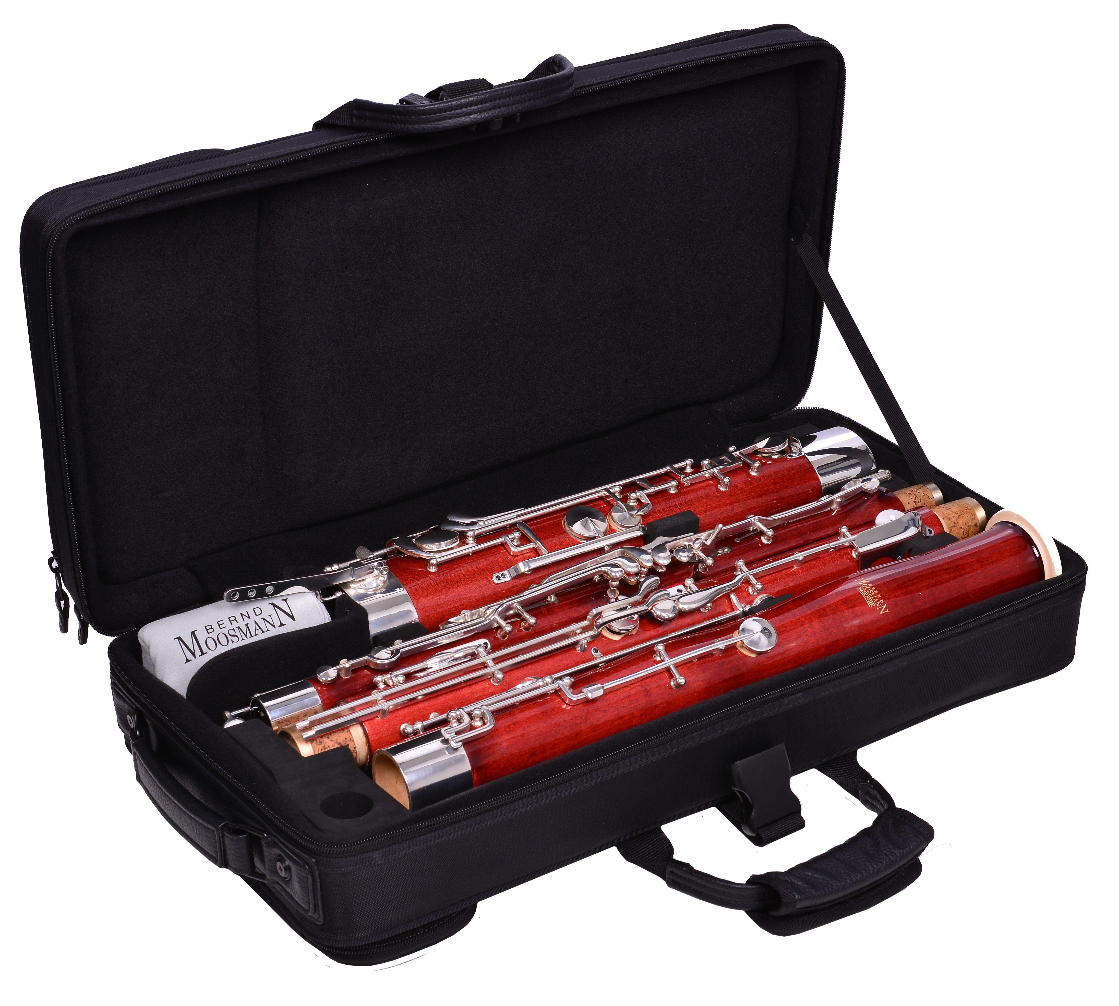 Koffer 111 offen