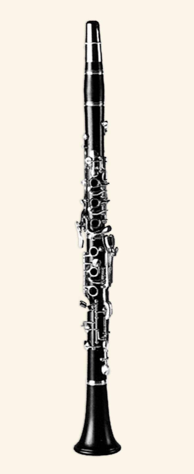 klarinette - Instrumente